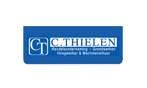 Website voor Handelsonderneming Thielen